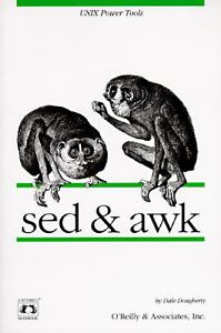Sed and Awk by Dale Dougherty (1990, Pap...