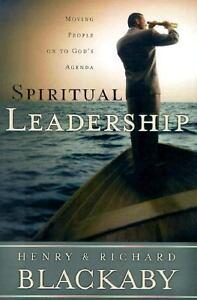 spiritual leadership blackaby book review