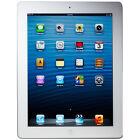 Apple iPad 4th Generation 16GB, Wi-Fi + Cellular (O2), 9.7in - White