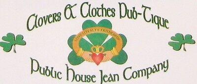 Clovers and Clothes Irish Pub-Tique