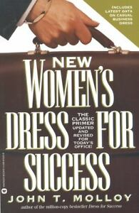 New-Womens-Dress-for-Success-John-T-Molloy-Acceptable-Book