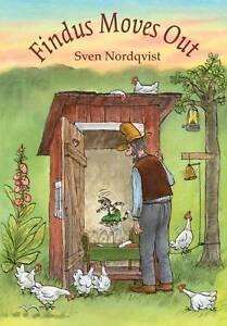 FINDUS MOVES OUT / SVEN NORDQVIST 9781907359187