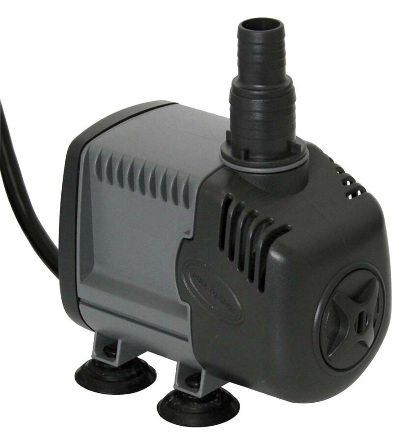 Aquarium pump buying guide ebay for Fish water pump