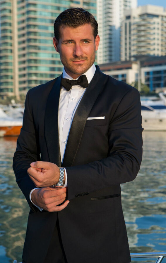 A Guy's Guide to Buying a Tuxedo