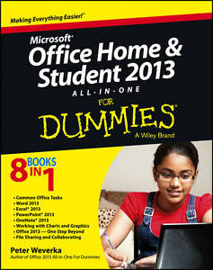 Office Home & Student 2013 All-In-One for Dummies by Peter Weverka...