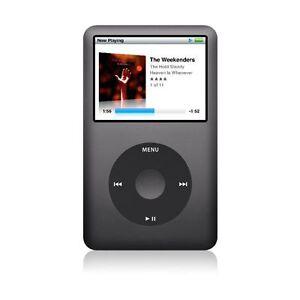 Apple-iPod-classic-6th-Generation-Black-160-GB-Model-A1238-L-K
