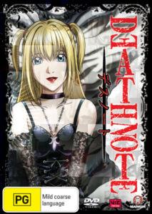 Death Note : Vol 4 (DVD, 2008)-REGION 4-Brand new-Free postage