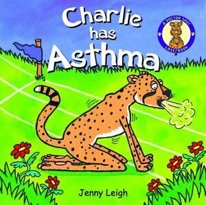 Jenny Leigh-Dr Spot: Charlie Has Asthma  BOOK NEW