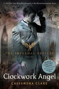 Clockwork-Angel-The-Infernal-Devices-Book-1-by-Cassandra-Clare-NEW