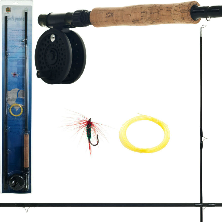 Fly fishing kit buying guide ebay for Fly fishing kits
