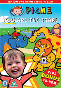 Pick-Me-You-Are-the-Star-PICME-DVD-Good-DVD