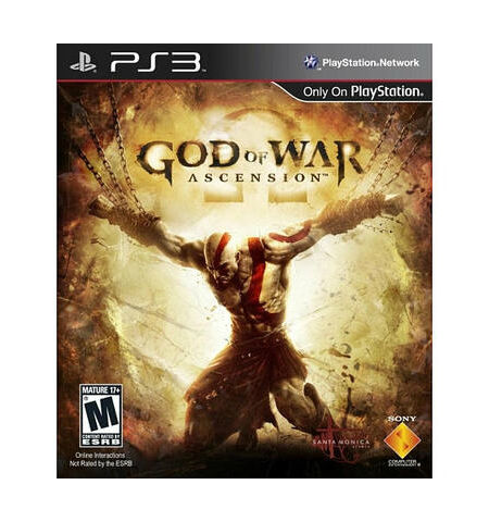 God of War: Ascension for PlayStation 3