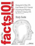 Outlines and Highlights for Wiley Cpa Exam Review 2010, Financial Accounting and Reporting, Cram101 Textbook Reviews Staff, 1617443433