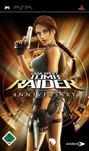 Tomb Raider: Anniversary (Sony PSP) - <span itemprop=availableAtOrFrom>Leibnitz, Österreich</span> - Tomb Raider: Anniversary (Sony PSP) - Leibnitz, Österreich