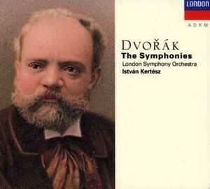 Dvorak-The-Symphonies-Box-Set-CD-Nov-1991-6-Discs-London