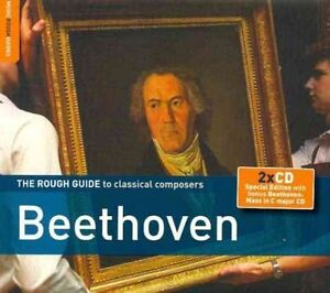 Beethoven - The Rough Guide to Classical Composers (2011)  2CD  NEW  SPEEDYPOST