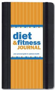 Diet and Fitness Journal : Your Personal...