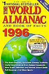 The World Almanac and Book of Facts, 1996, Robert Famighetti, 0886877903