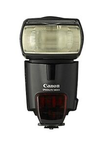Canon Speedlite 580EX Shoe Mount Flash f...