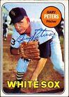 Topps Baseball Cards 1969 Season