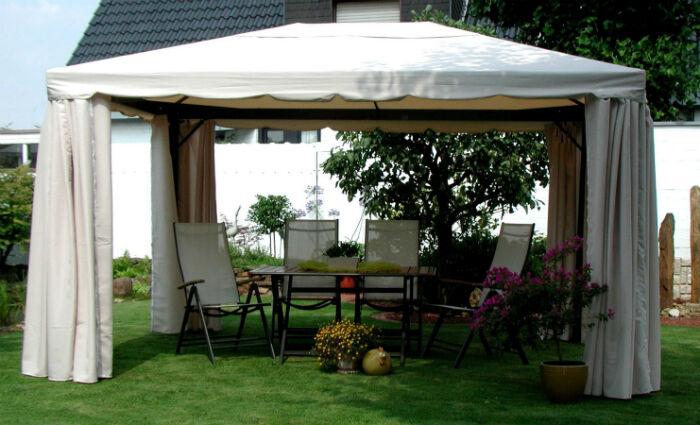 Pavillons für den Garten - ein Einkaufsratgeber