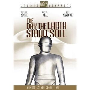 The Day the Earth Stood Still (DVD, 2003...