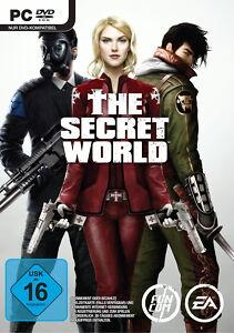 The Secret World PC Spiel Rollenspiel Actionspiel Kampfspiel Computerspiel NEU O