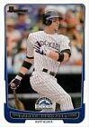Bowman Carlos Gonzalez Baseball Cards