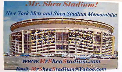 Mr Shea Stadium