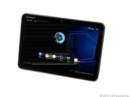 Motorola XOOM MZ600 32GB, Wi-Fi + 3G (Verizon), 10 1in - Black