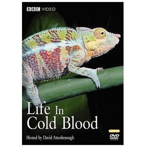 Life in Cold Blood (DVD, 2-Disc Set, 2008) NEW
