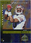 Pinnacle Jerry Rice Football Trading Cards Lot
