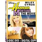 Hannah Montana The Movie (DVD, 2009, 2-Disc Set, with DisneyFile Digital Copy) (DVD, 2009)