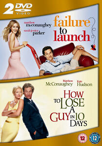 Failure To Launch  How To Lose A Guy In Ten Days DVD 2006 - Hertford, United Kingdom - Failure To Launch  How To Lose A Guy In Ten Days DVD 2006 - Hertford, United Kingdom