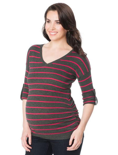Kuschelige Umstands-Sweater auf eBay finden