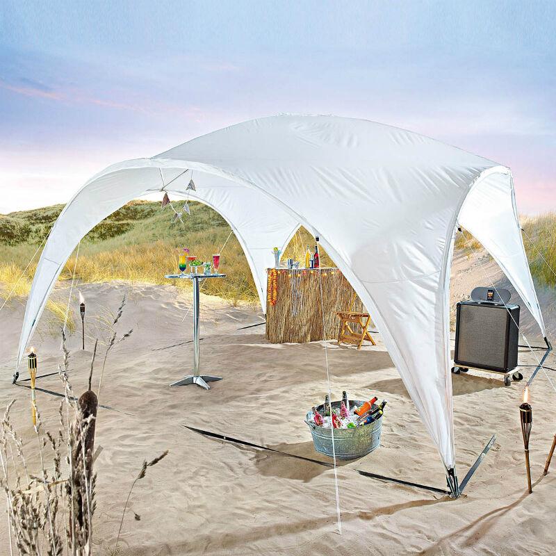 Die besten Aufstelltipps für rechteckige Pavillons mit Alugestell