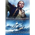 Master and Commander: The Far Side of the World (DVD, 2004, Widescreen) (DVD, 2004)