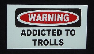 ADDICTED TO TROLLS