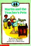 Martin and the Teacher's Pet, Bernice Chardiet and Grace Maccarone, 0590449311