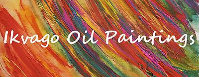 Ikvago Oil Paintings