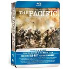 The Pacific (Blu-ray Disc, 2010, 6-Disc Set) (Blu-ray Disc, 2010)
