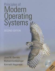Principles of Modern Operating Systems by Richard Schlesinger, Jose M....