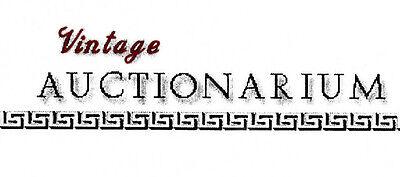 Vintage Auctionarium