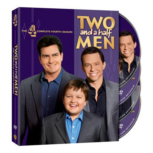 Two and a half men auf DVD und Blu-Ray: Die endlose Liste der Frauen des Charly Harper