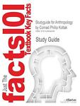 Outlines and Highlights for Anthropology, Cram101 Textbook Reviews Staff, 1428896406