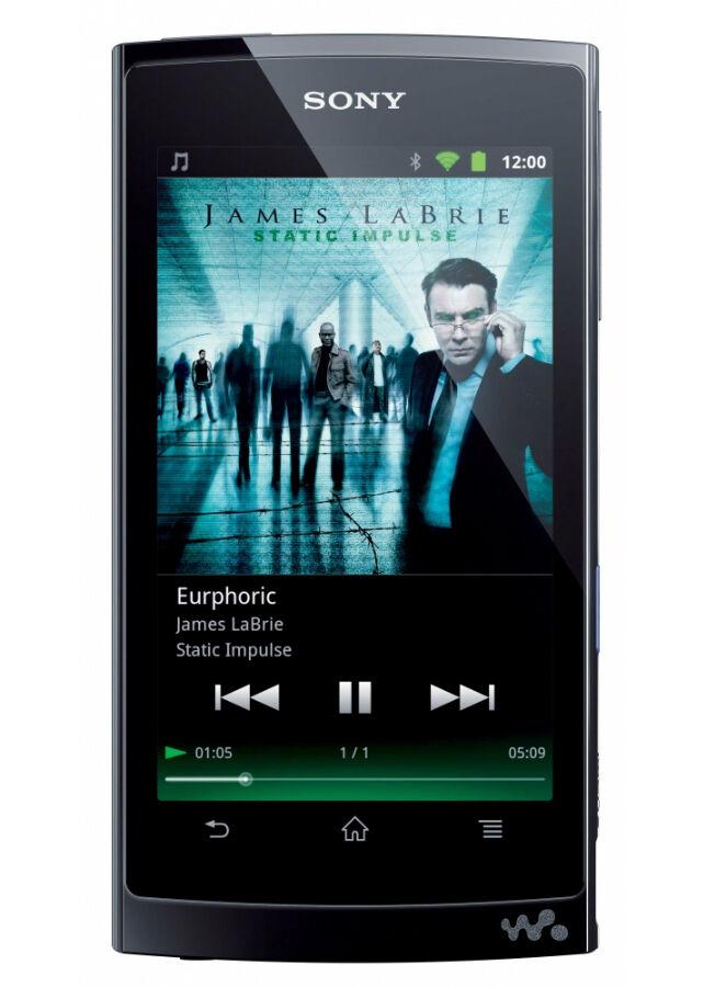 Diese MP3-Player lassen sich einfach per Touchscreen bedienen
