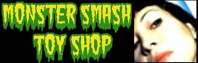 Monster Smash Toy Shop