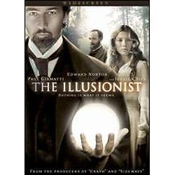 The Illusionist (DVD, 2007, Widescreen)