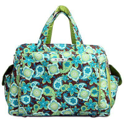 Ju-Ju Be Be Prepared Diaper Bag