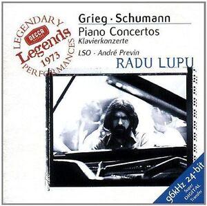 Piano Concertos in a Minor/previn CD NEW